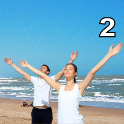REMINDERS - Breathing 2 - Are You Breathing Happily With Nature ?